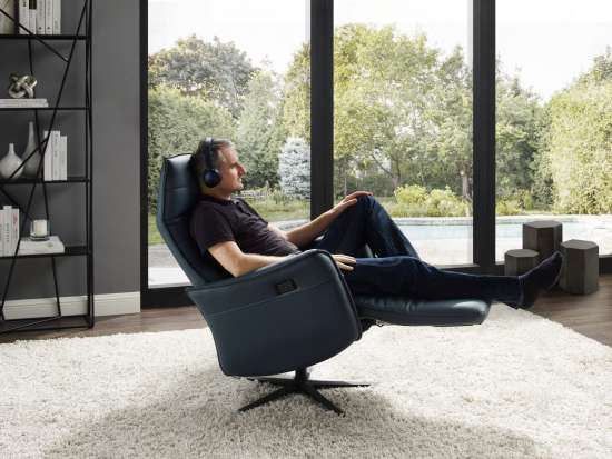 small recliner chair