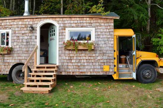 School-Bus-Conversion-Home