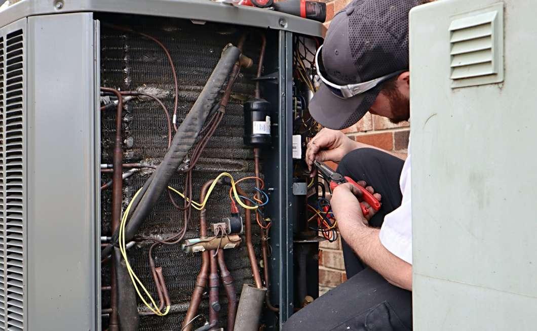 hvac repair near me free estimate