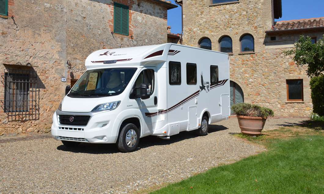 diesel motorhomes for sale