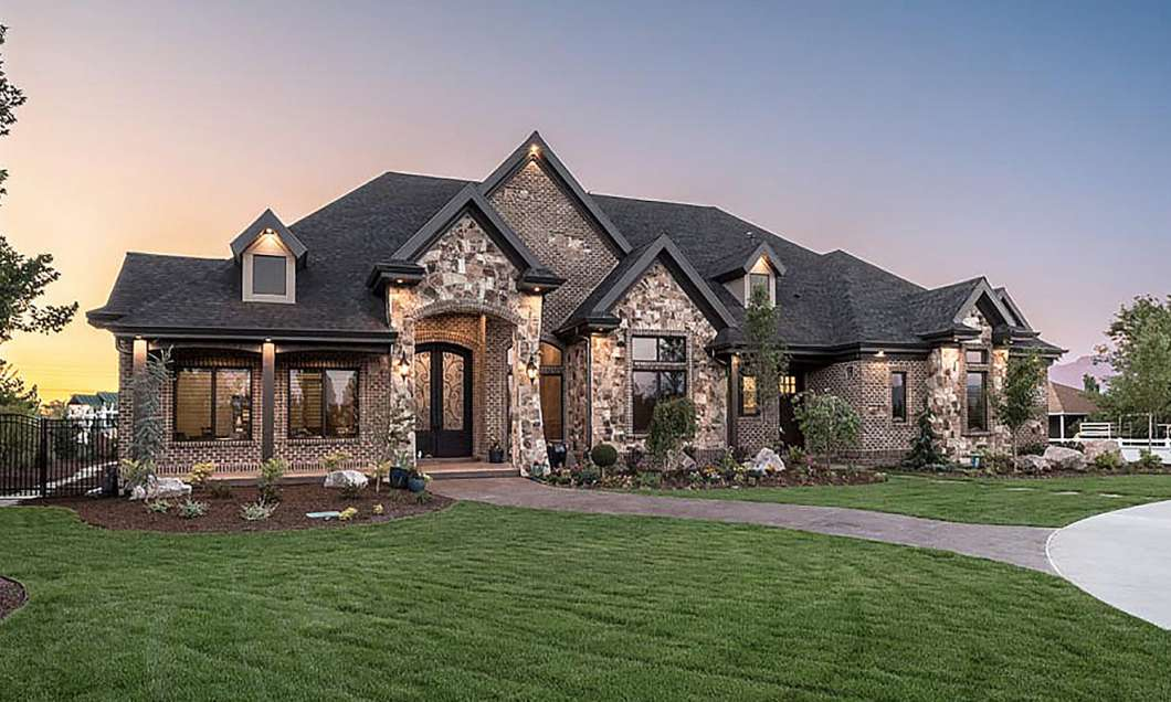 custom home builders dfw