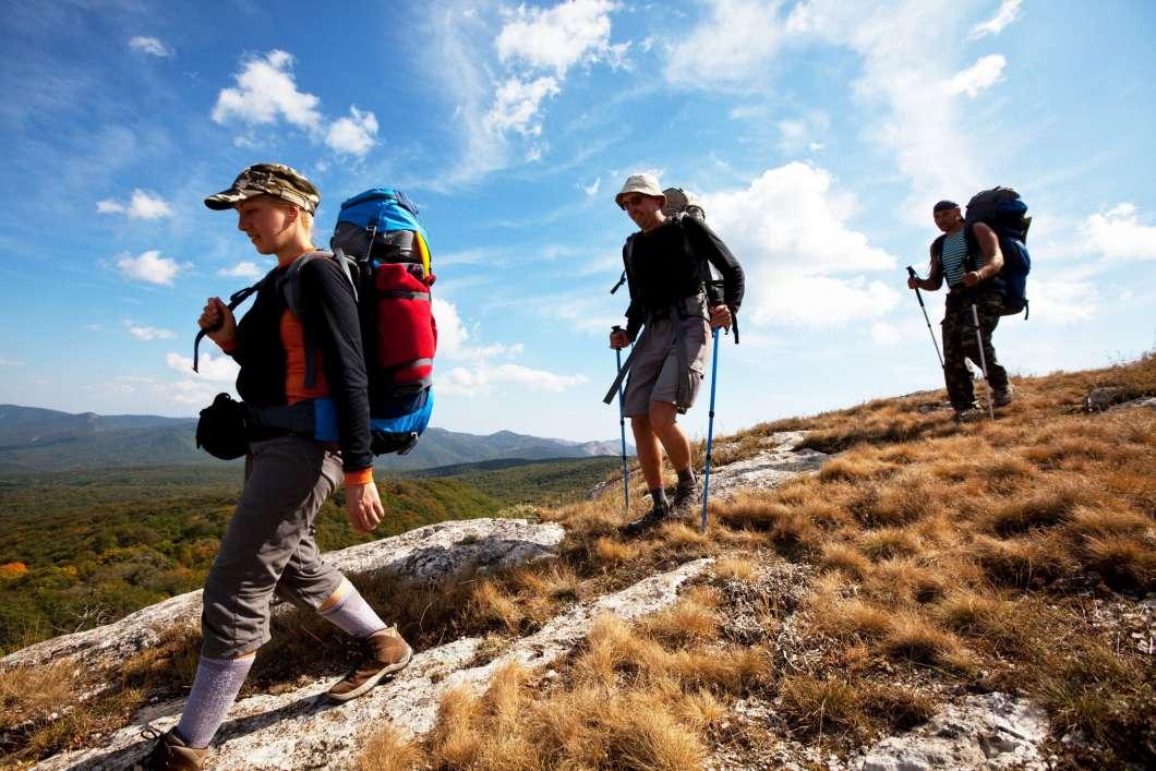 life of hiking