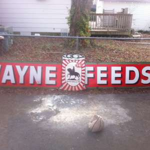 plastic letters for sign boards