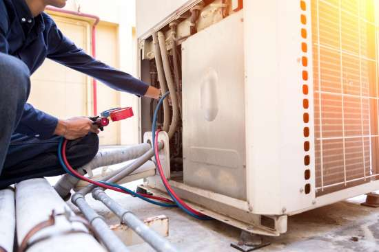 cooling repair services